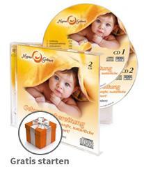 Hypnobirthing gratis testen | HypnoGeburt CD